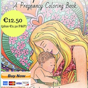 Colouring Book incl. 12 Colouring Pencils in Tin€17.50 (plus €2.50 P&P) (1)